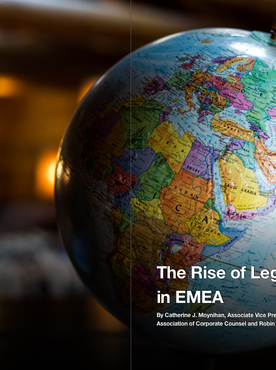 The Rise of Legal Operations in EMEA