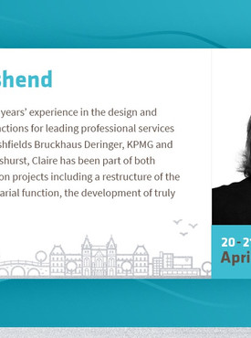 Announcement:  Claire Townshend and Johannes Maurer will speak at Lexpo 2020