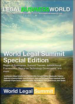 World Legal Summit edition 2020