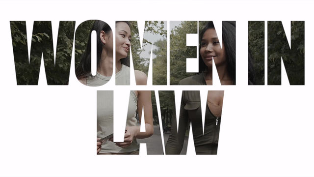 Coming soon: Women in Law at LBW TV