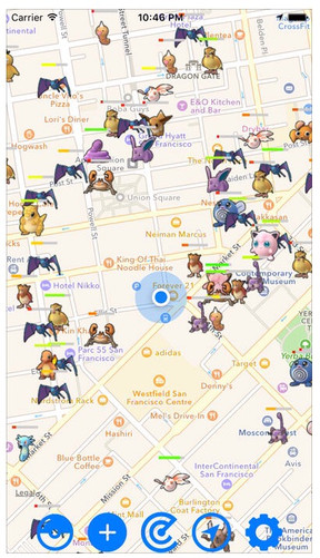 Pokémon Go's Popularity, Technology Creating New Legal Issues