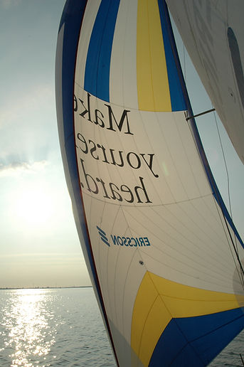 Sailing Legal Business World