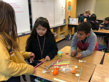 Our Time at Almaden Elementary