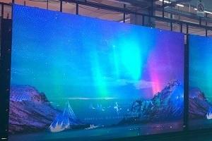 puro ambiente - ecrã led P5