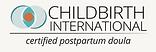 Childbirth International Post Partum Doula trained professional