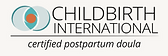 Childbirth International Post Partum Doula trained professional