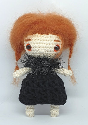 Doll with Ginger Hair
