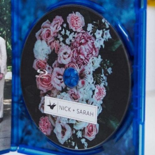 Custom DVD Disc