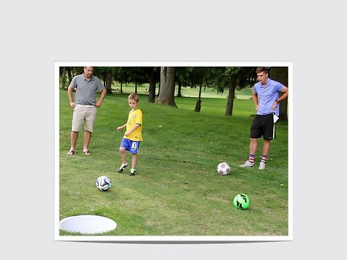 18 Hole FootGolf Package