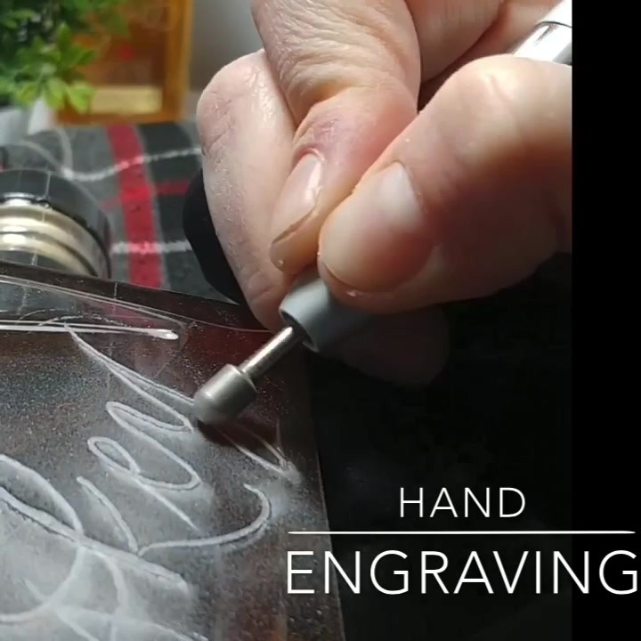 Hand Engraving -  Video