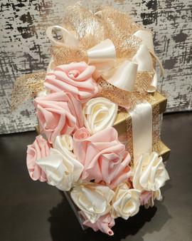 Professionally Wrapped Wedding Cardbox