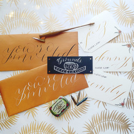 Personalized Gift Tags and Envelopes