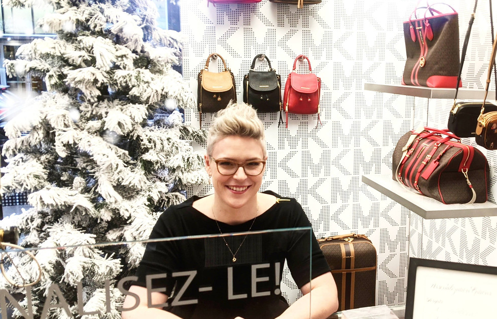 Michael Kors In-Store Holiday Event