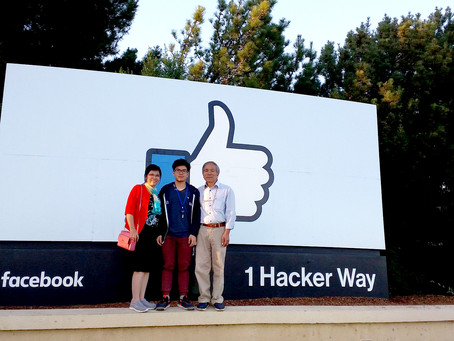 Dream Big & Build Network: A Facebook Success Story to Vietnamese students