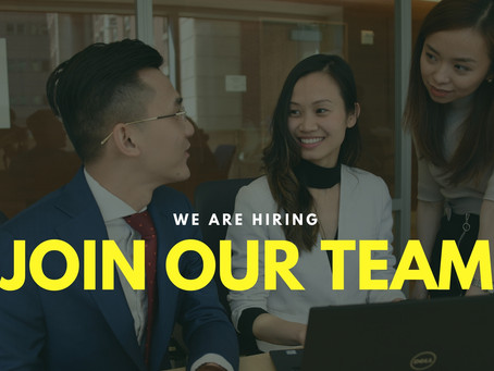 Join our team! We are hiring