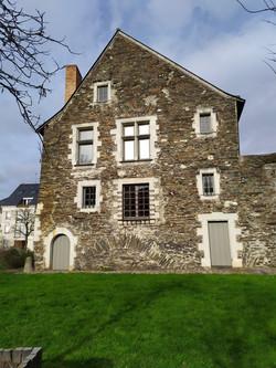 Hôtel de Scépeaux puis de Richeteau