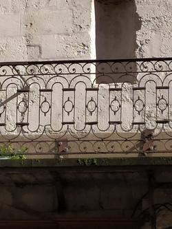 Ferronneries de balcon