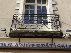 Ferronneries balcon