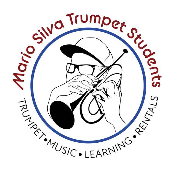 Mario Silva Trumpet Students Logo