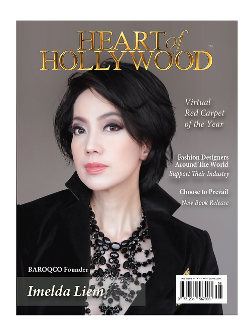 Heart Of Hollywood Magazine October Issue 2020