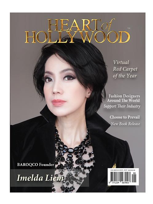 Heart Of Hollywood Digital Magazine October Issue 2020