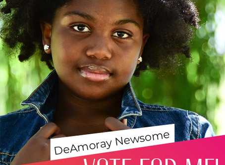 Through A Child's Eyes By DeAmoray Newsome-Wilson