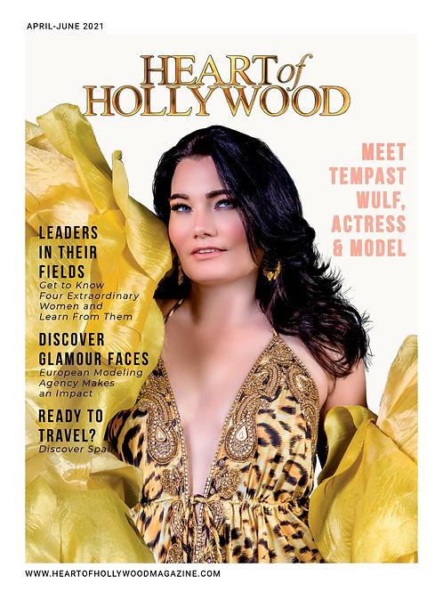 Heart Of Hollywood Magazine Digital Magazine