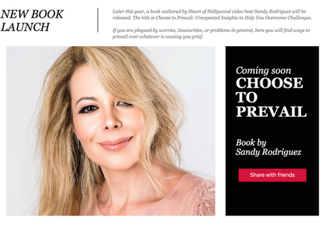 New Book Launch: Choose to Prevail
