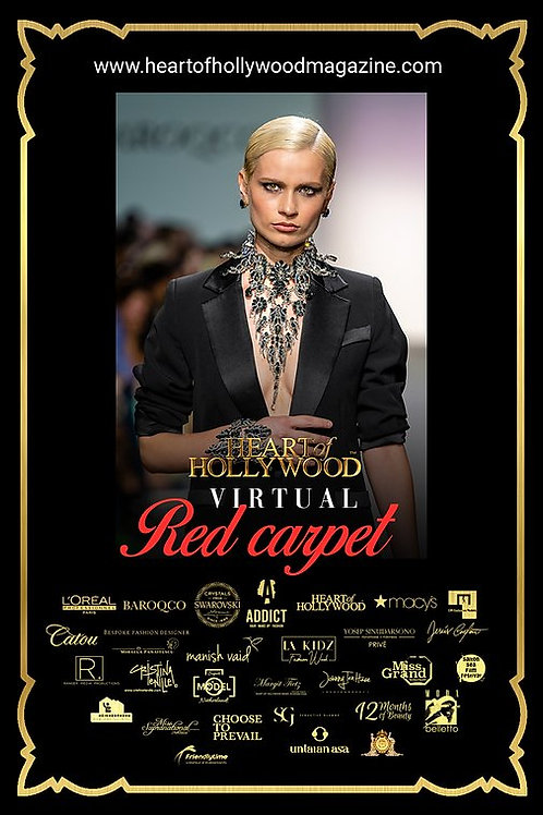Heart Of Hollywood Virtual Red Carpet