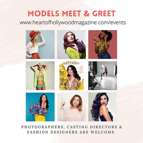 Models Meet and Greet
