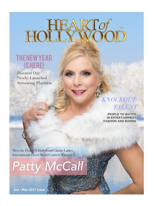 Heart Of Hollywood Magazine Jan - Mar 2021