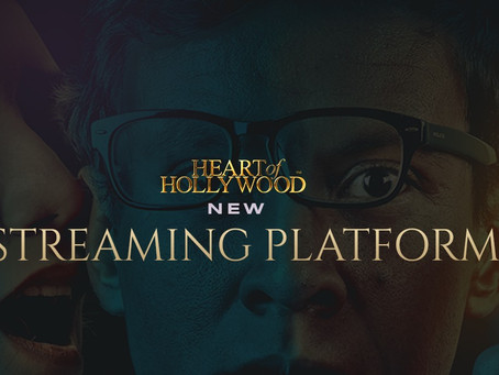 HEART OF HOLLYWOOD LAUNCHES ALL-NEW STREAMING PLATFORM