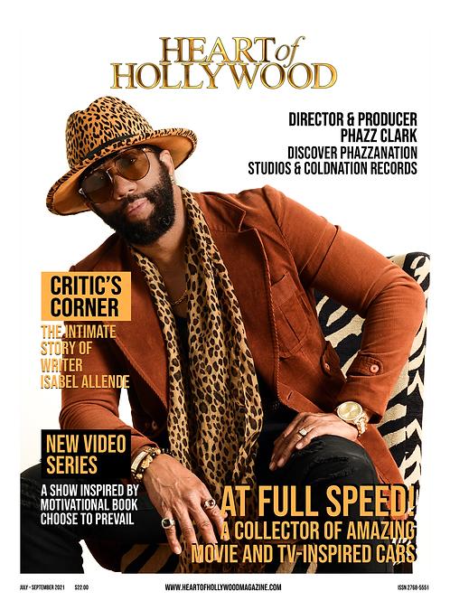 Heart Of Hollywood Magazine July-September