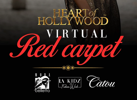Heart Of Hollywood Virtual Red Carpet2020
