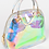 Thumbnail: Clear Bag W/Metal Handle