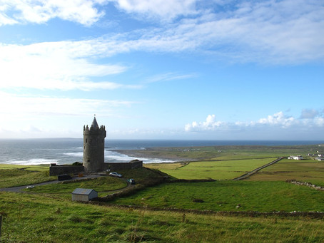 """Ireland,  the """"Emerald Isle"""" you can't miss"""