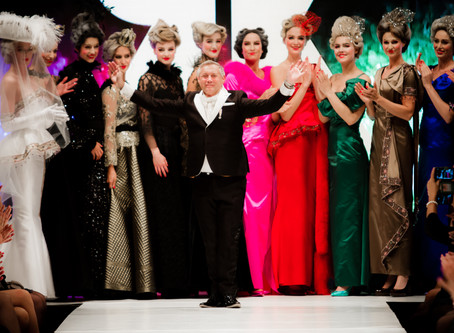 The Magic of  Fashion Designer Ronald Kolk