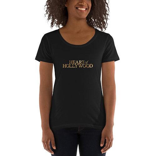 Ladies' Scoopneck T-Shirt