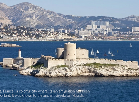 Marseille - The City Of Art