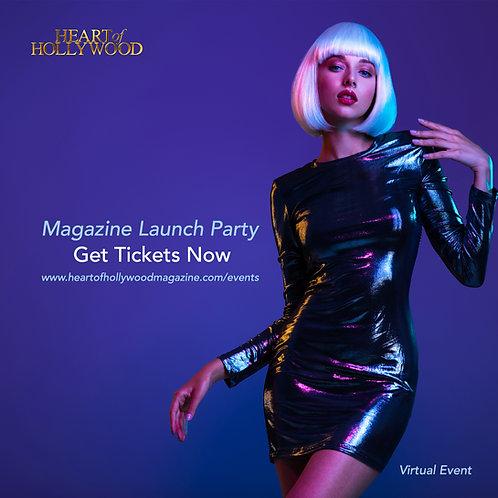 Magazine Launch Party