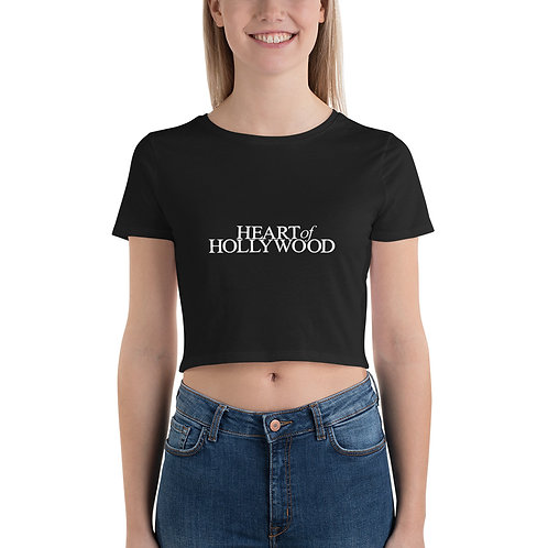 Personalized Women's Crop Tee