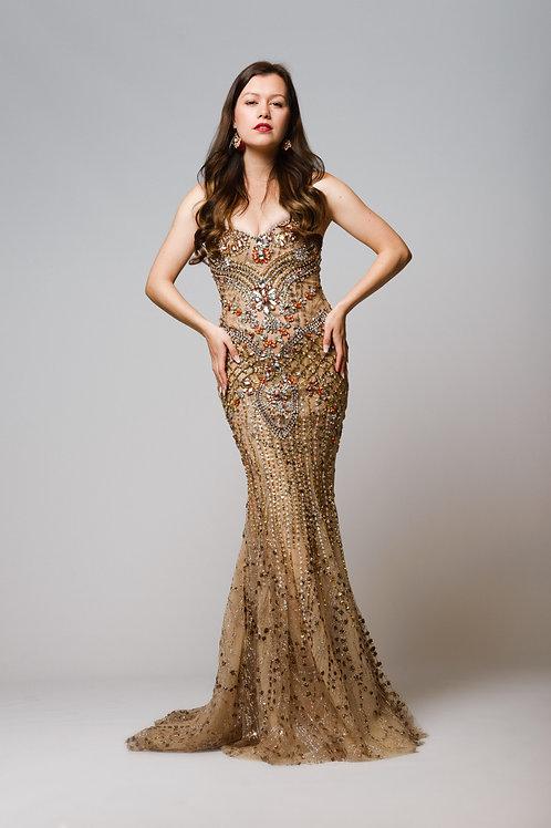 Golden Hour by Fashion Designer Duc Nguyen