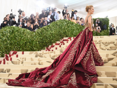 Our Favourite Met Gala looks of all time