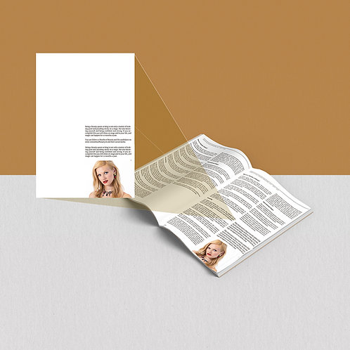 Full Color Quarter Page (Horizontal/Vertical)