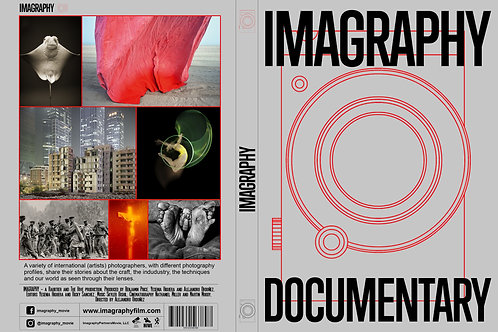 IMAGRAPHY - Photography Documentary (Limited Edition DVD)