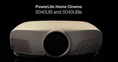 EPSON Home Theater Projectors