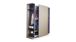 Armoire_Porte coulissante_Pully