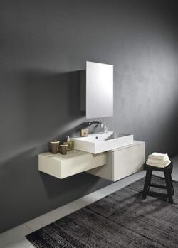 salle de bains lago