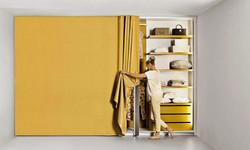 Armoire_Porte tissu_Design