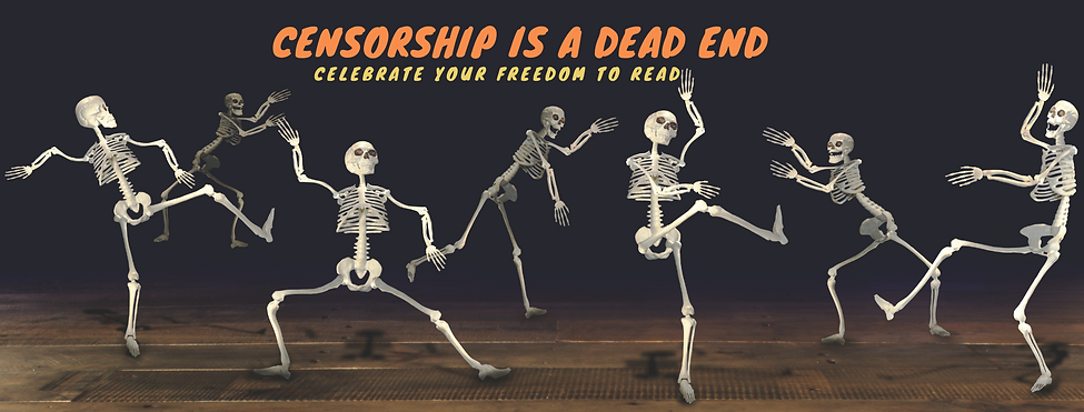 Censorship Is a Dead End Facebook Cover
